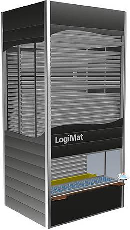 Logimat Vertical Storage Lift