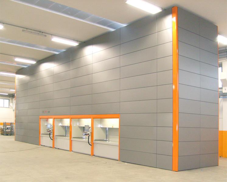 Spazio MultiBay Lift