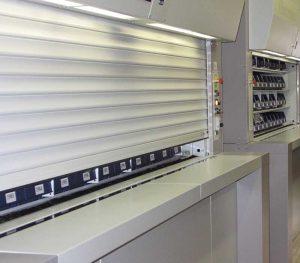 Industrial Storage Carousel Panels