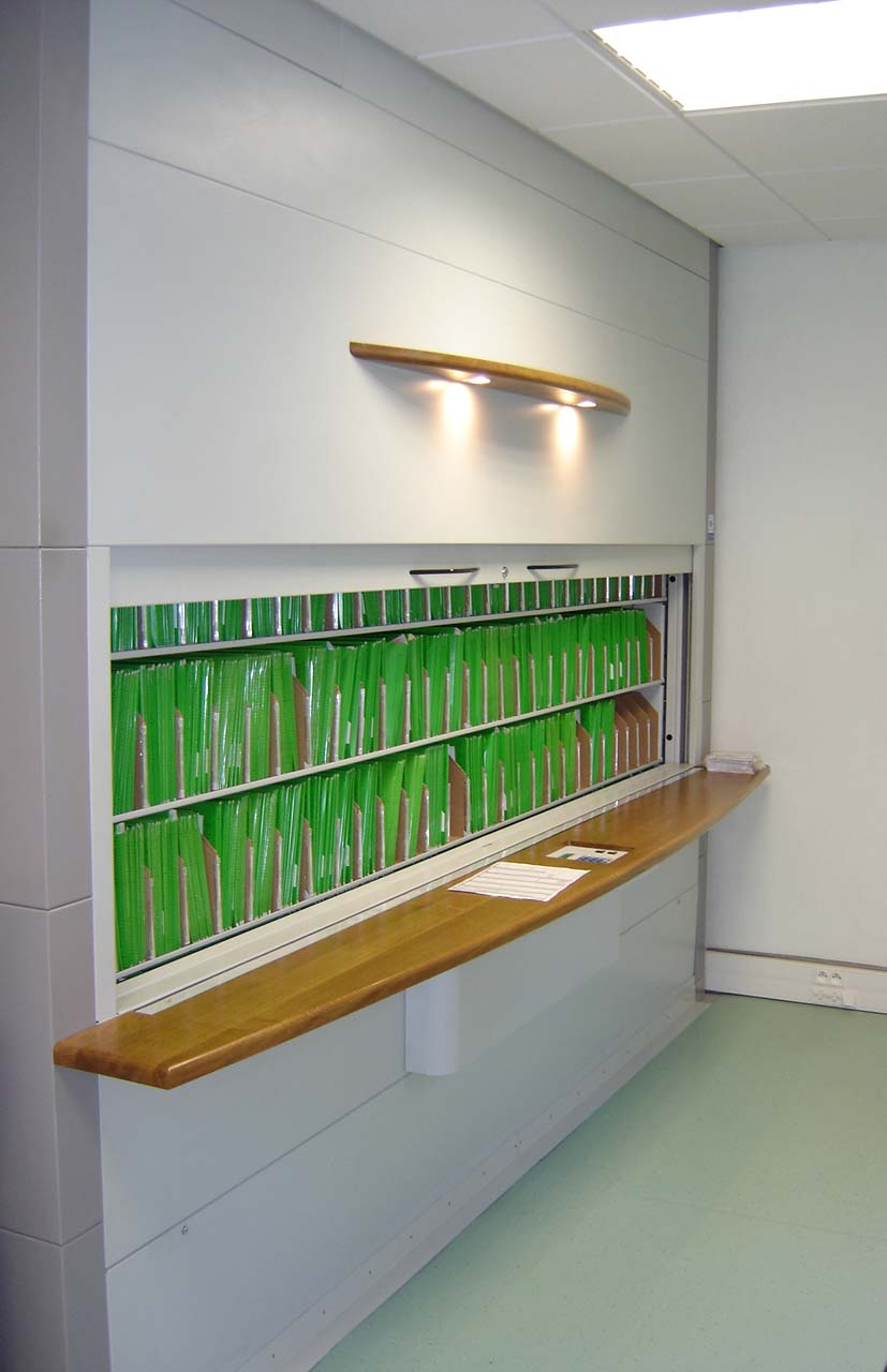 Office Storage Carousel