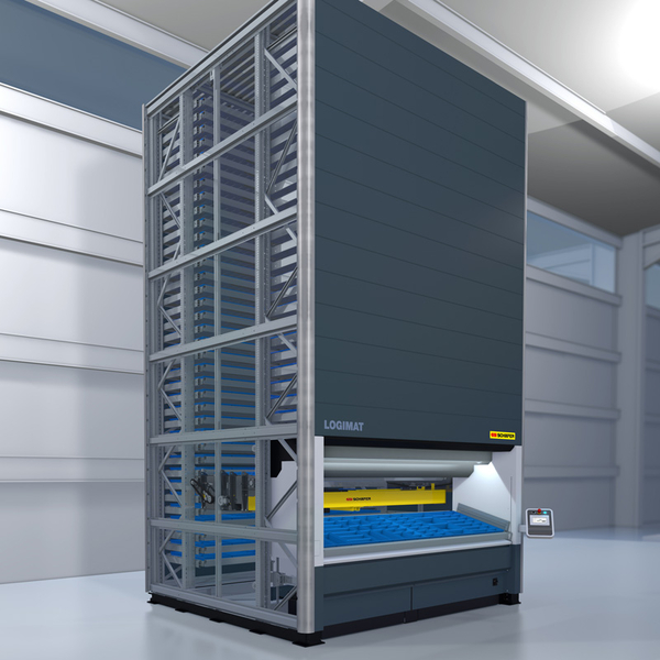 Vertical Storage Lift